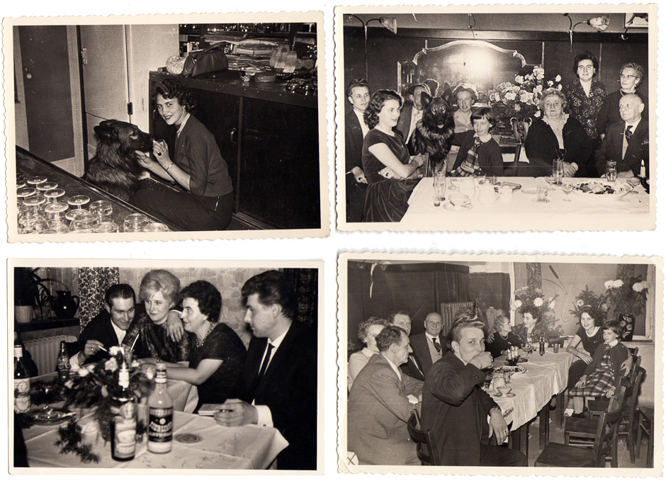 Some photos from the olden days at Maybachufer 48.