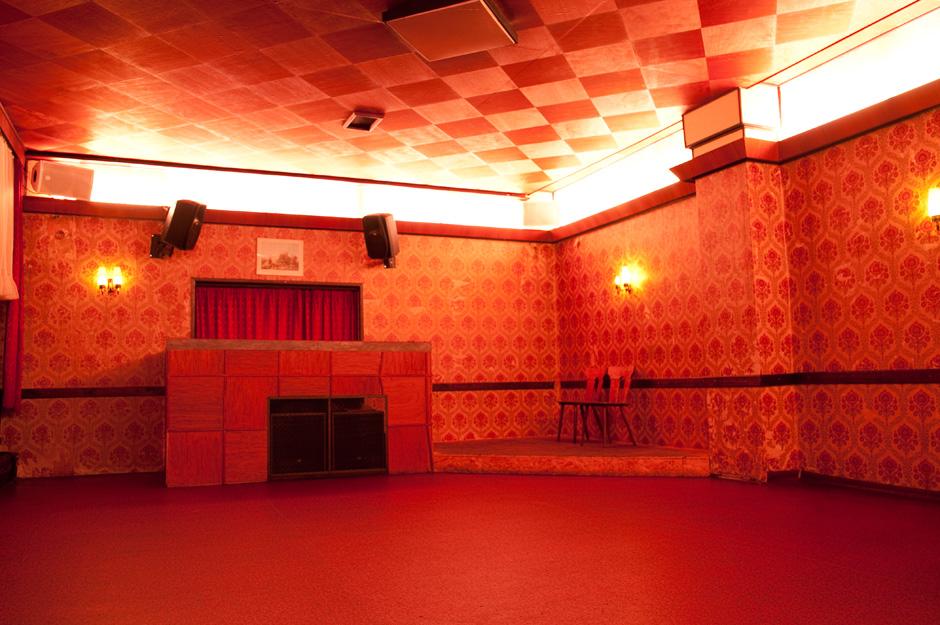 Loftus Hall Berlin