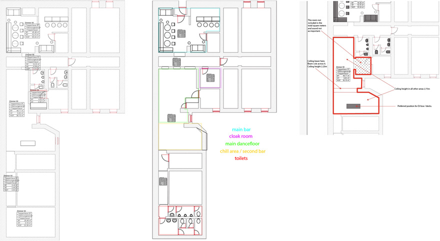 Detailed structural planning begins on October 13th 2009.