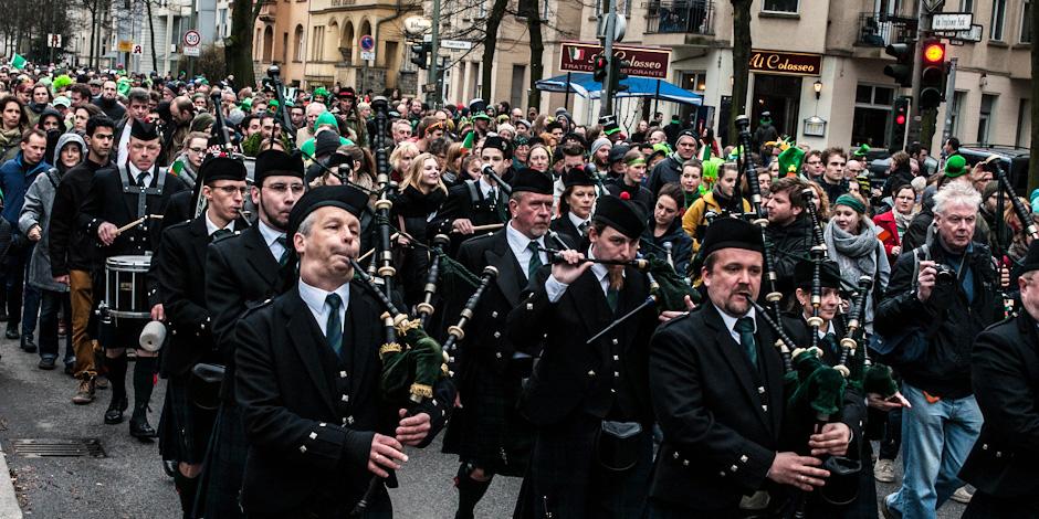 St.Patrick's Festival Berlin